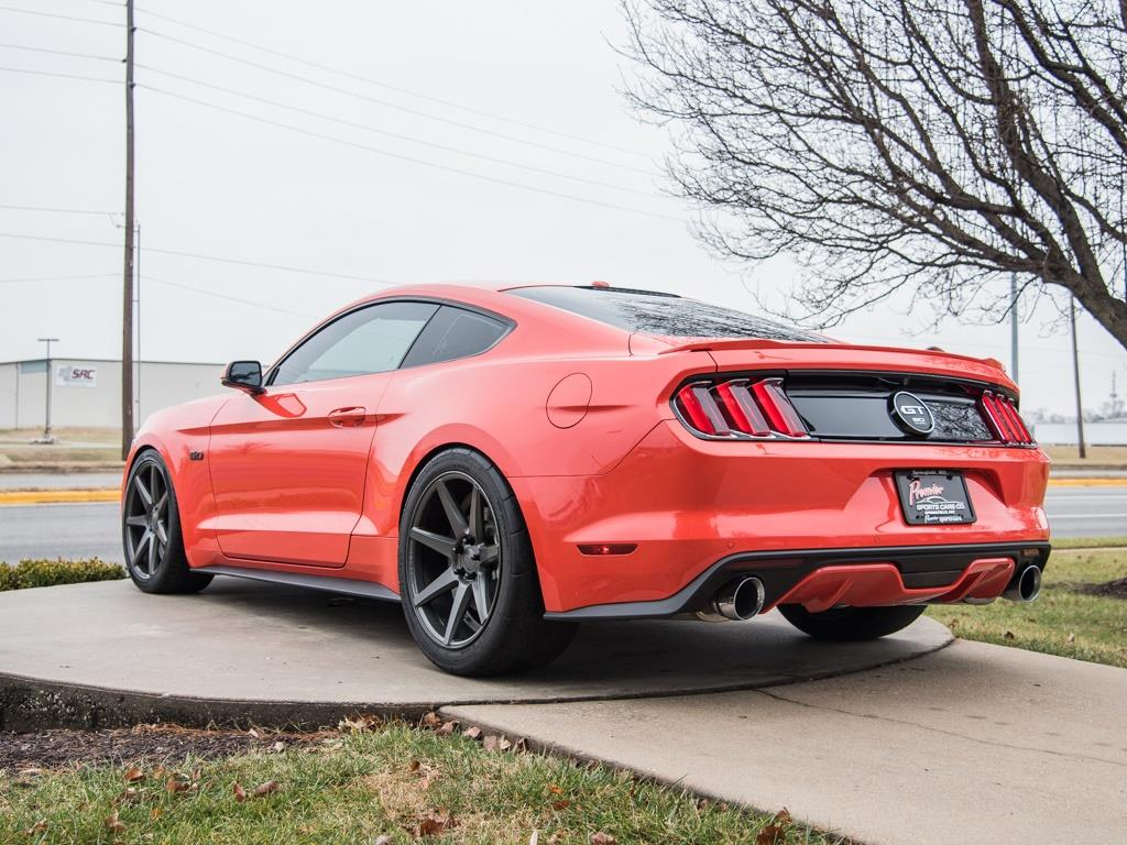 "2015 Ford Mustang GT Premium 50th Anniversary  ""Twin Turbo "" - Photo 40 - Springfield, MO 65802"