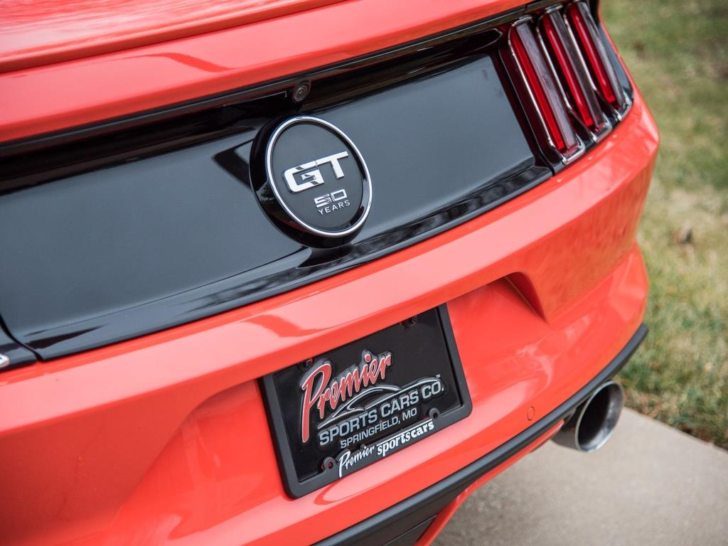 "2015 Ford Mustang GT Premium 50th Anniversary  ""Twin Turbo "" - Photo 38 - Springfield, MO 65802"