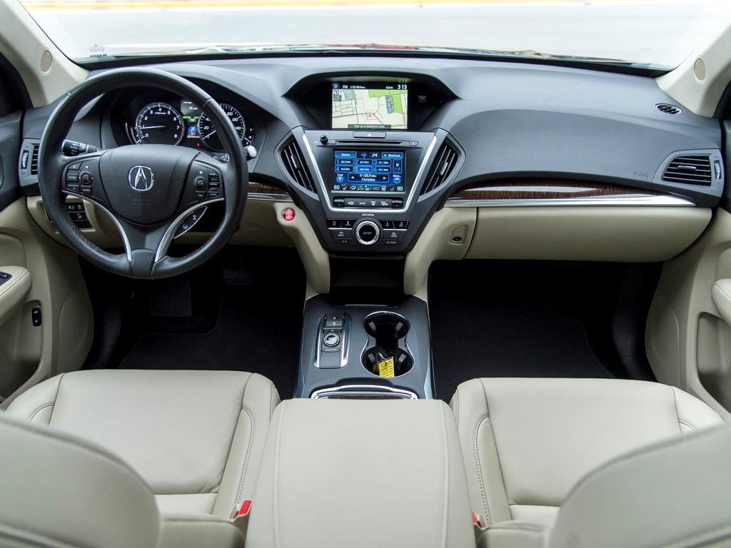 2017 Acura MDX SH-AWD w/Tech - Photo 2 - Springfield, MO 65802