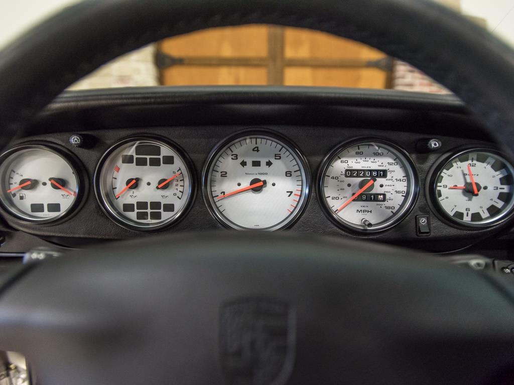 1997 Porsche 911 Carrera 4S - Photo 11 - Springfield, MO 65802