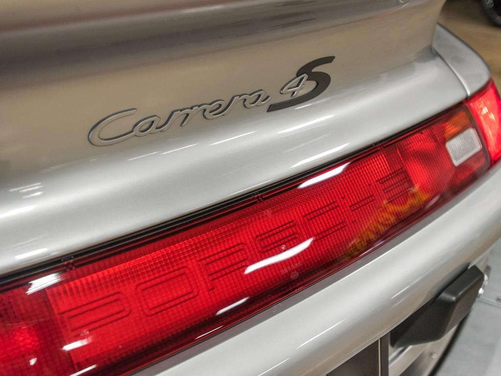 1997 Porsche 911 Carrera 4S - Photo 37 - Springfield, MO 65802