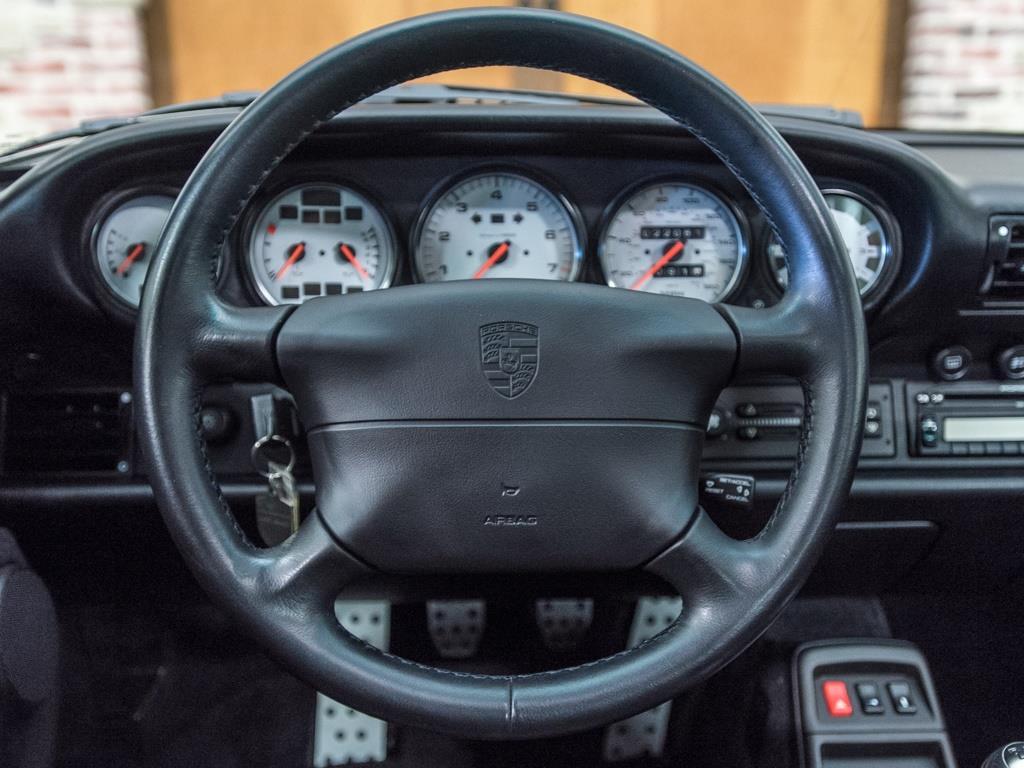 1997 Porsche 911 Carrera 4S - Photo 10 - Springfield, MO 65802