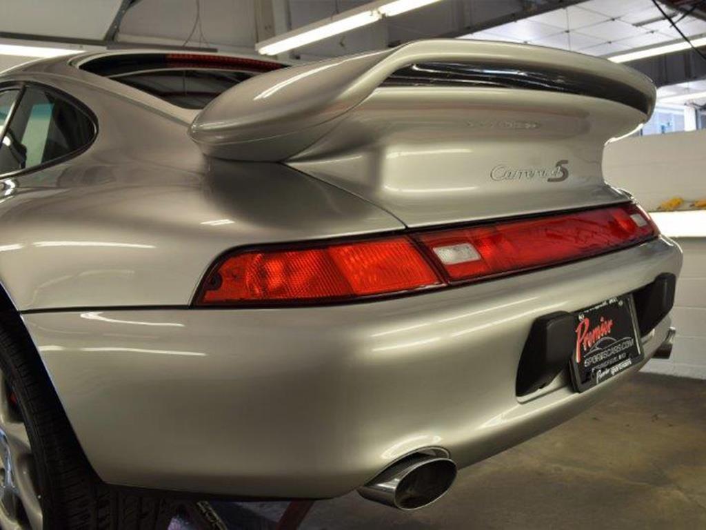 1997 Porsche 911 Carrera 4S - Photo 46 - Springfield, MO 65802