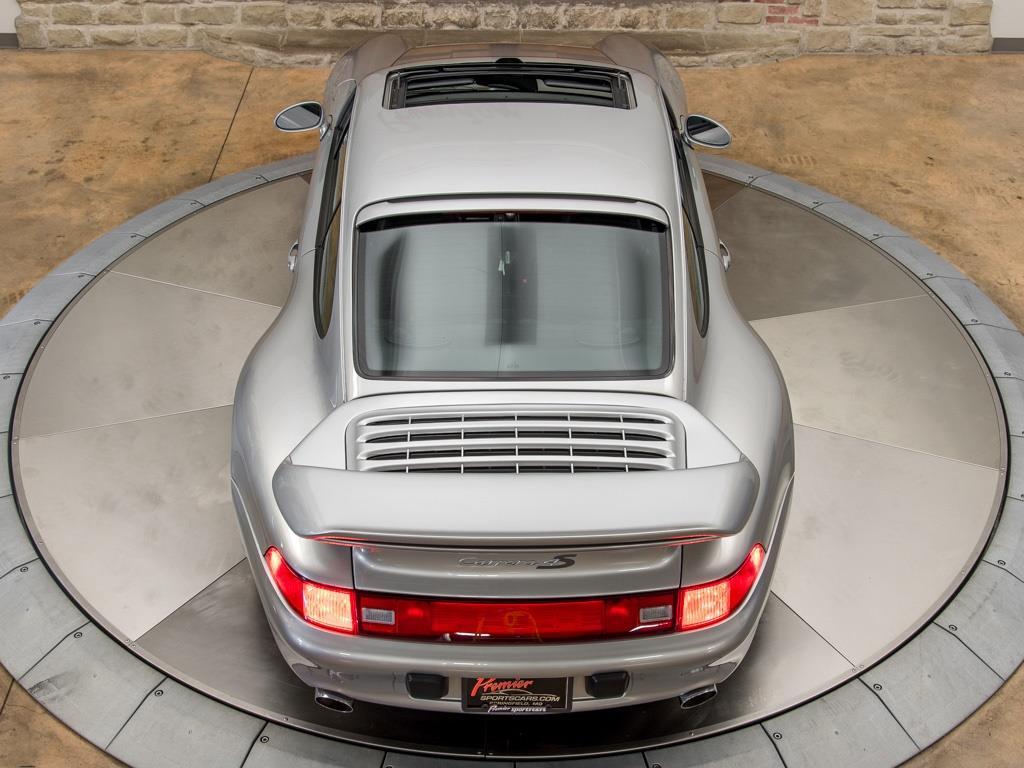 1997 Porsche 911 Carrera 4S - Photo 32 - Springfield, MO 65802