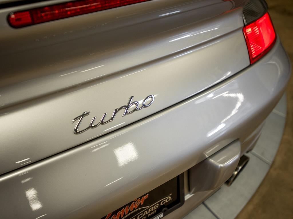 2002 Porsche 911 Turbo - Photo 30 - Springfield, MO 65802