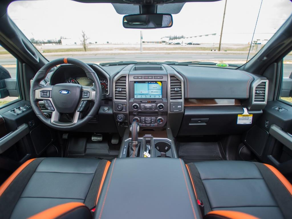 2017 Ford Raptor Interior Colors