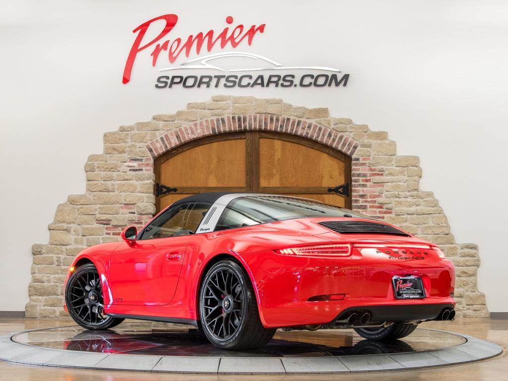 2016 Porsche 911 Targa 4 GTS - Photo 7 - Springfield, MO 65802