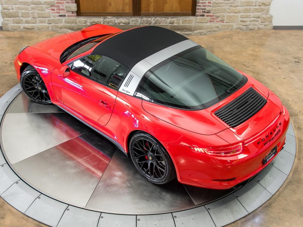 2016 Porsche 911 Targa 4 GTS - Photo 10 - Springfield, MO 65802