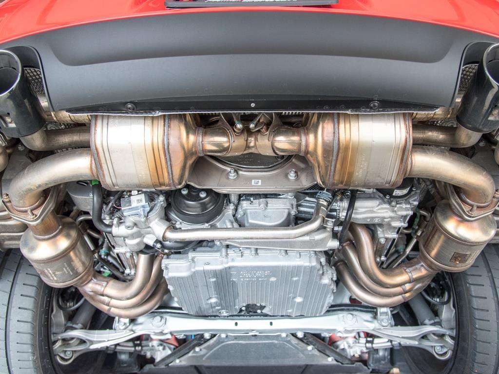 2016 Porsche 911 Targa 4 GTS - Photo 50 - Springfield, MO 65802