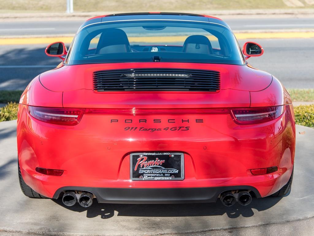 2016 Porsche 911 Targa 4 GTS - Photo 39 - Springfield, MO 65802