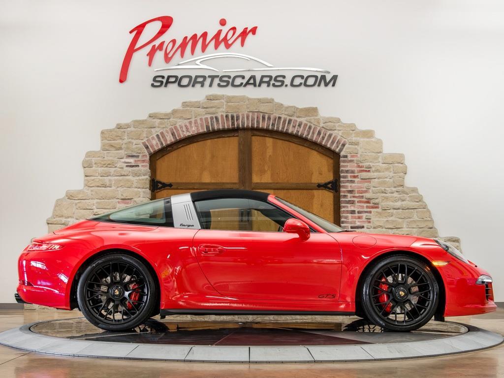 2016 Porsche 911 Targa 4 GTS - Photo 3 - Springfield, MO 65802