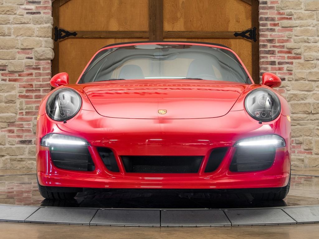2016 Porsche 911 Targa 4 GTS - Photo 5 - Springfield, MO 65802