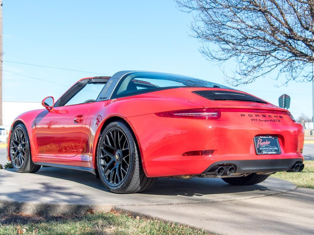 2016 Porsche 911 Targa 4 GTS - Photo 40 - Springfield, MO 65802