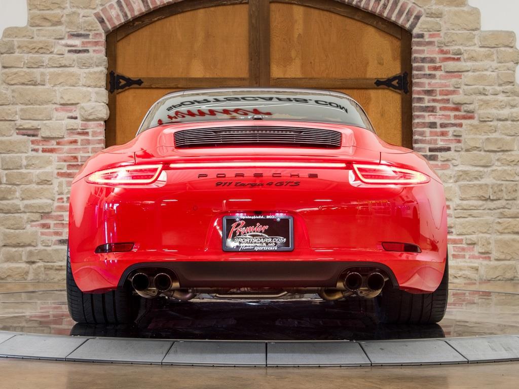 2016 Porsche 911 Targa 4 GTS - Photo 8 - Springfield, MO 65802
