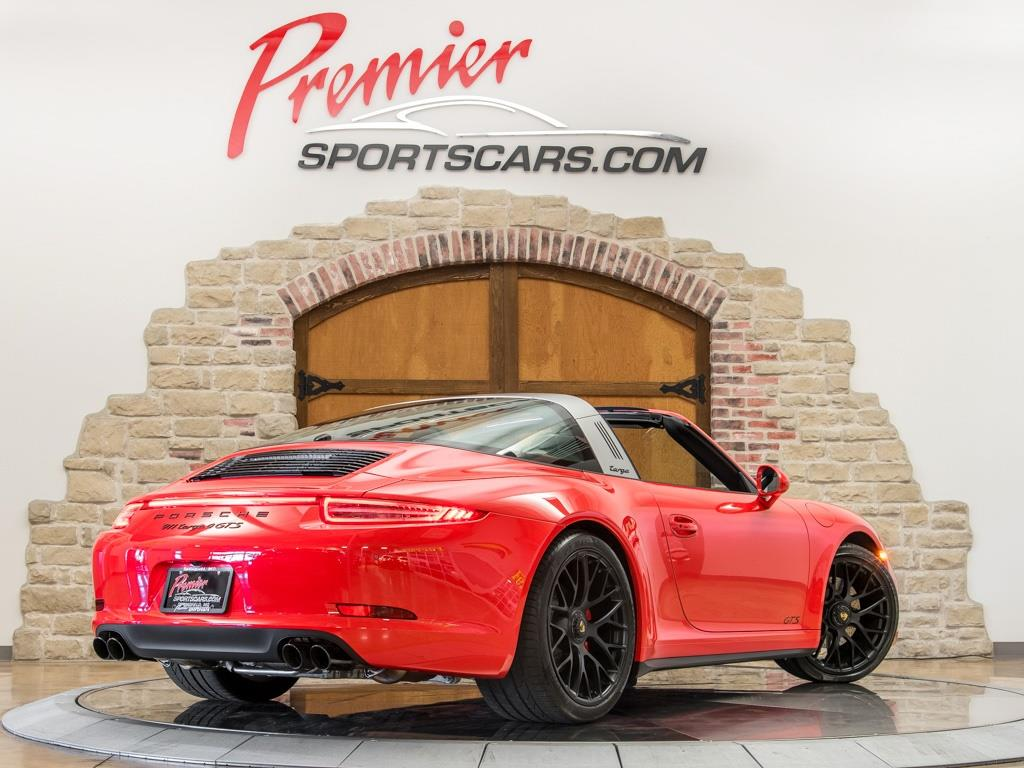2016 Porsche 911 Targa 4 GTS - Photo 9 - Springfield, MO 65802
