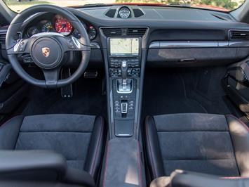 2016 Porsche 911 Targa 4 GTS Convertible