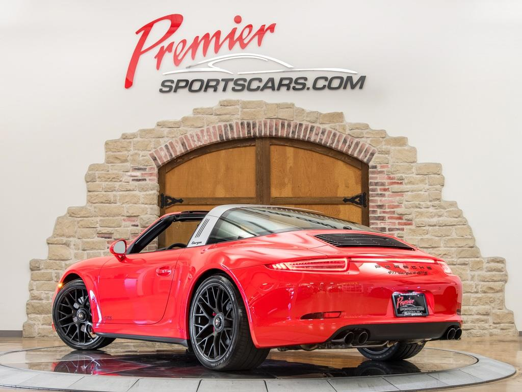 2016 Porsche 911 Targa 4 GTS - Photo 15 - Springfield, MO 65802
