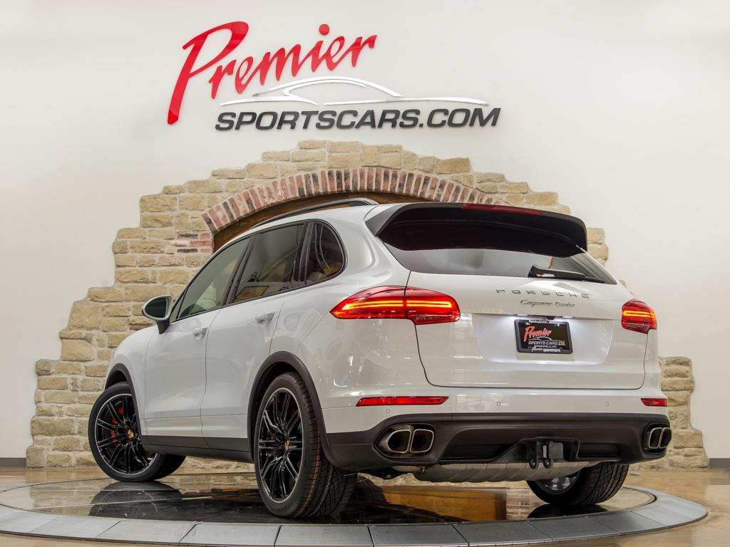 2016 Porsche Cayenne Turbo - Photo 7 - Springfield, MO 65802