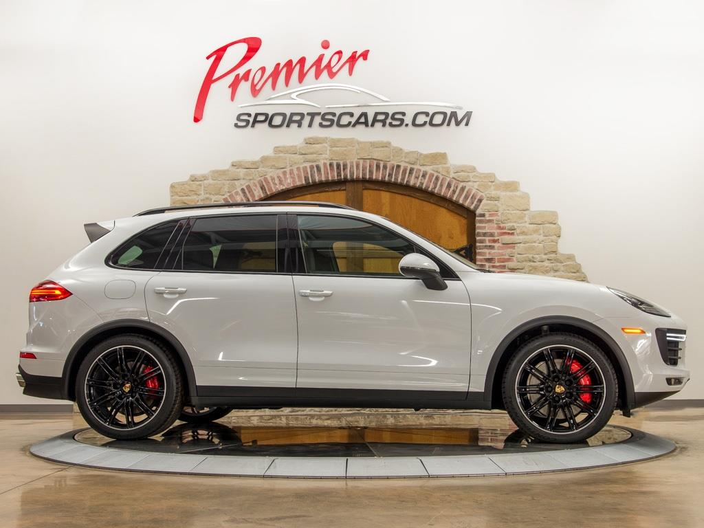 2016 Porsche Cayenne Turbo - Photo 3 - Springfield, MO 65802