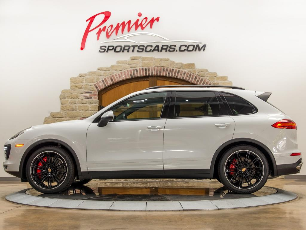 2016 Porsche Cayenne Turbo - Photo 6 - Springfield, MO 65802