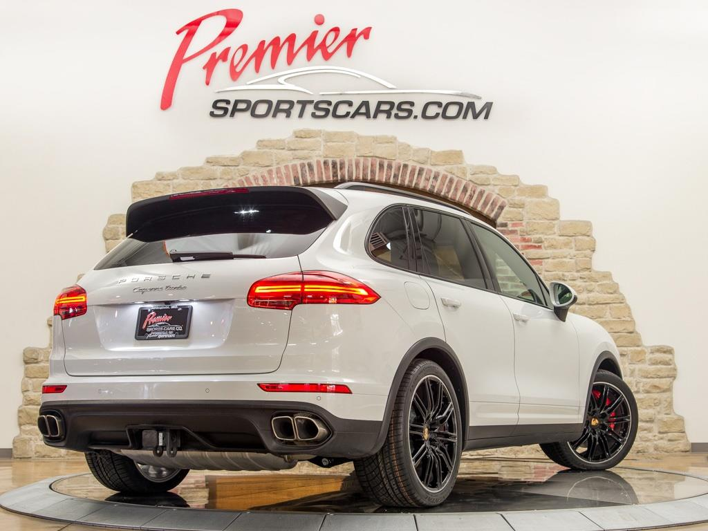 2016 Porsche Cayenne Turbo - Photo 9 - Springfield, MO 65802