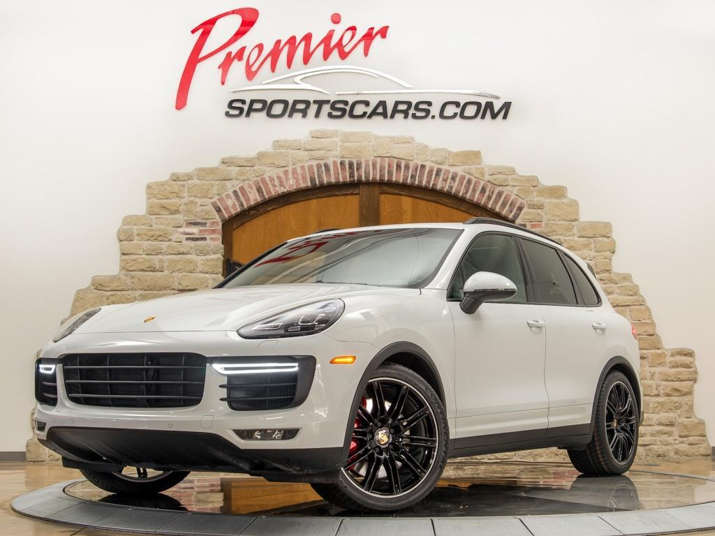 2016 Porsche Cayenne Turbo - Photo 1 - Springfield, MO 65802