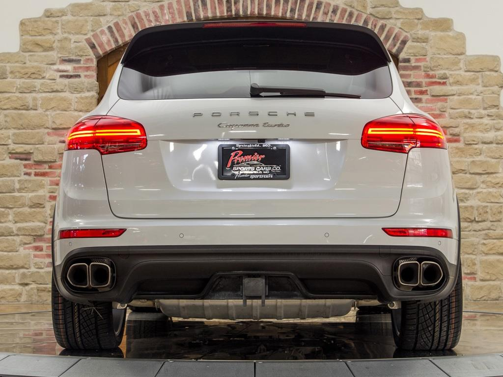 2016 Porsche Cayenne Turbo - Photo 8 - Springfield, MO 65802