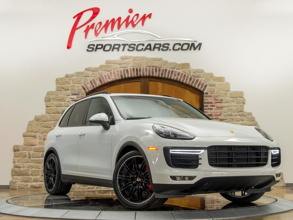 2016 Porsche Cayenne Turbo For Sale In Springfield Mo