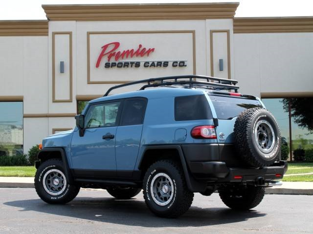 2014 Toyota FJ Cruiser Trail Teams Ulitmate Edition For Sale In  Springfield, MO | Stock #: P4448