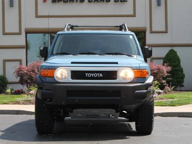 Toyota Dealership Springfield Mo >> 2014 Toyota FJ Cruiser Trail Teams Ulitmate Edition for ...