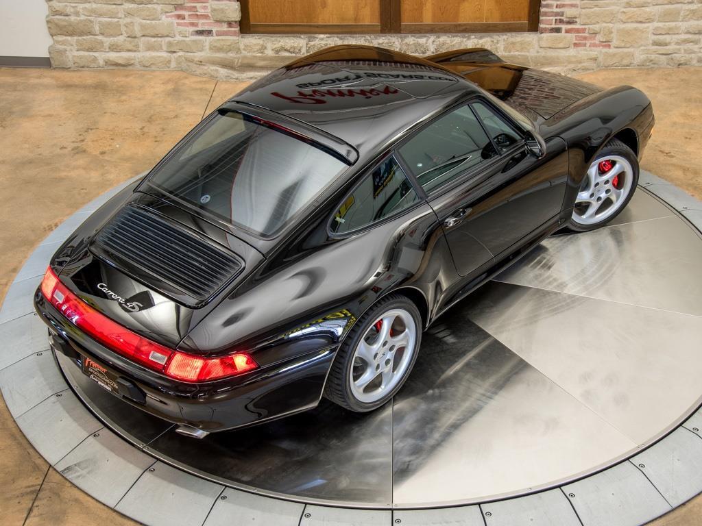1997 Porsche 911 Carrera 4S - Photo 23 - Springfield, MO 65802
