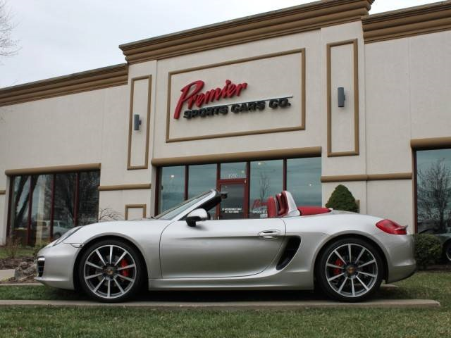 2013 Porsche Boxster S For Sale In Springfield Mo Stock
