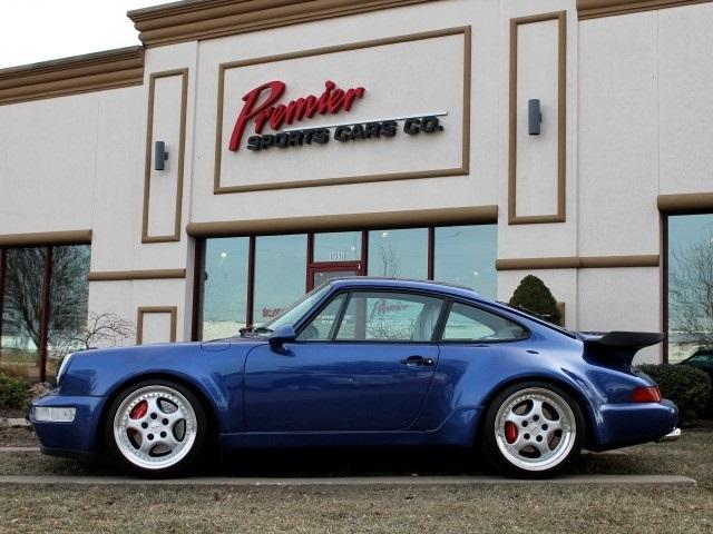 1994 Porsche 911 3 6 Turbo For Sale In Springfield Mo