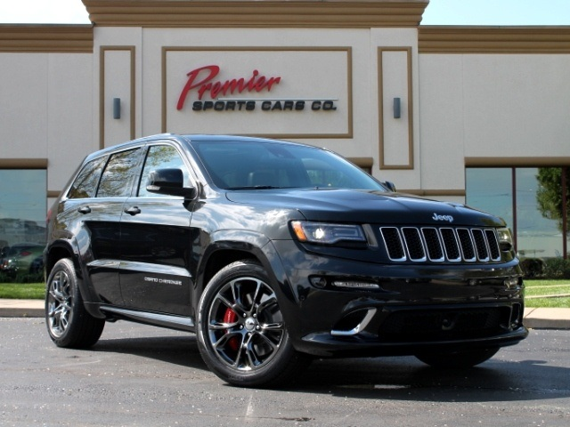 2014 Jeep Grand Cherokee SRT8 For Sale In Springfield, MO | Stock #: P4172
