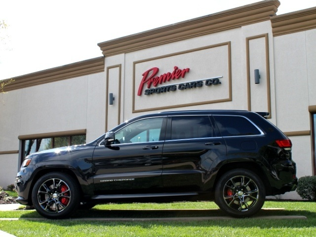 2014 Jeep Grand Cherokee SRT8   Photo 1   Springfield, MO 65802