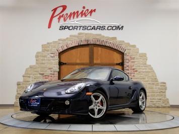 2011 Porsche Cayman S TPC