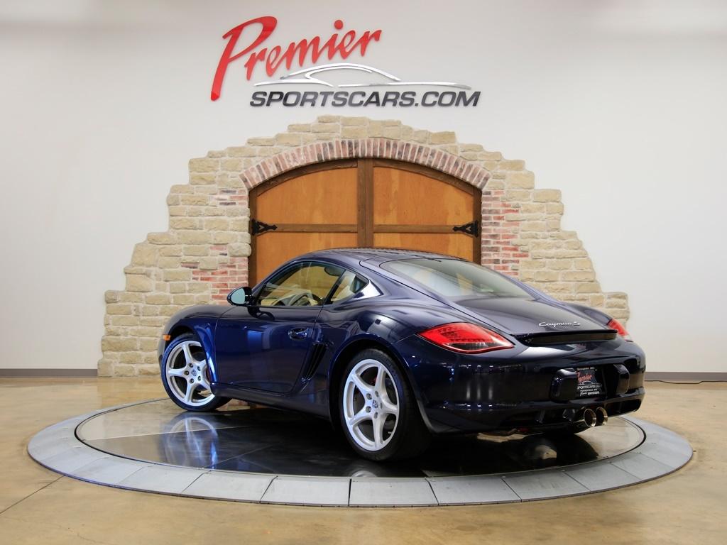 "2011 Porsche Cayman S TPC  ""Turbo "" - Photo 7 - Springfield, MO 65802"