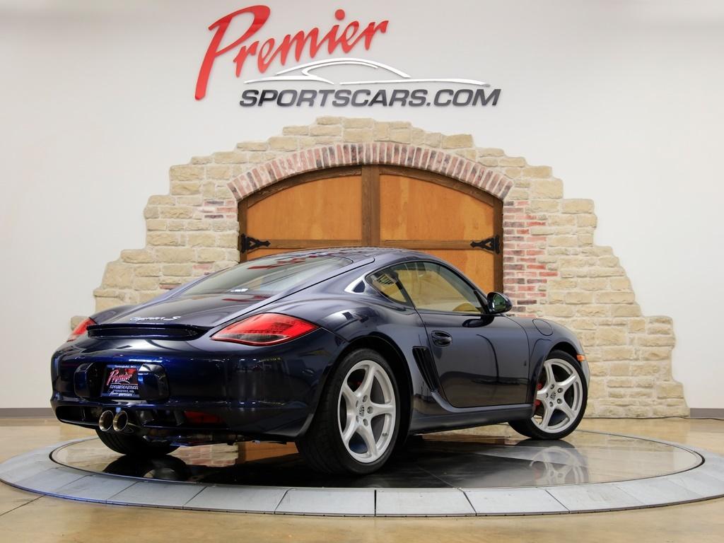 "2011 Porsche Cayman S TPC  ""Turbo "" - Photo 9 - Springfield, MO 65802"