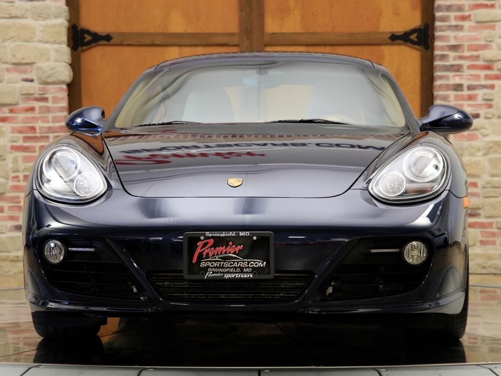 "2011 Porsche Cayman S TPC  ""Turbo "" - Photo 5 - Springfield, MO 65802"
