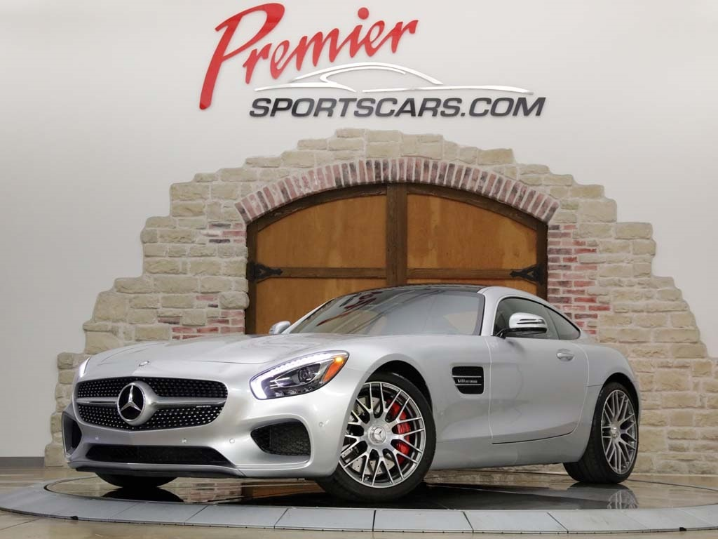 2016 Mercedes-Benz AMG GT S - Photo 1 - Springfield, MO 65802