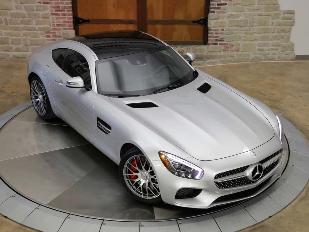 2016 Mercedes-Benz AMG GT S - Photo 33 - Springfield, MO 65802