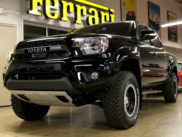 2015 toyota tacoma trd pro for sale in springfield mo. Black Bedroom Furniture Sets. Home Design Ideas