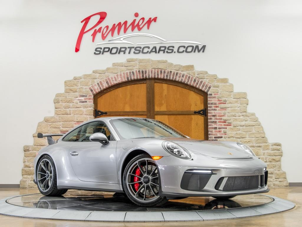 2018 Porsche 911 GT3 (Manual) - Photo 4 - Springfield, MO 65802
