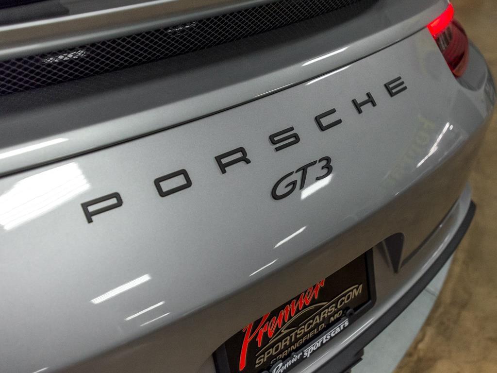 2018 Porsche 911 GT3 (Manual) - Photo 37 - Springfield, MO 65802