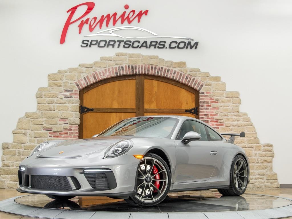 2018 Porsche 911 GT3 (Manual) - Photo 1 - Springfield, MO 65802