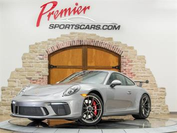 2018 Porsche 911 GT3 (Manual) Coupe