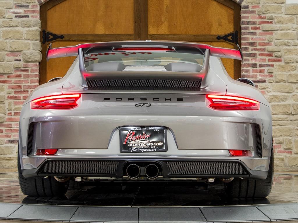 2018 Porsche 911 GT3 (Manual) - Photo 8 - Springfield, MO 65802