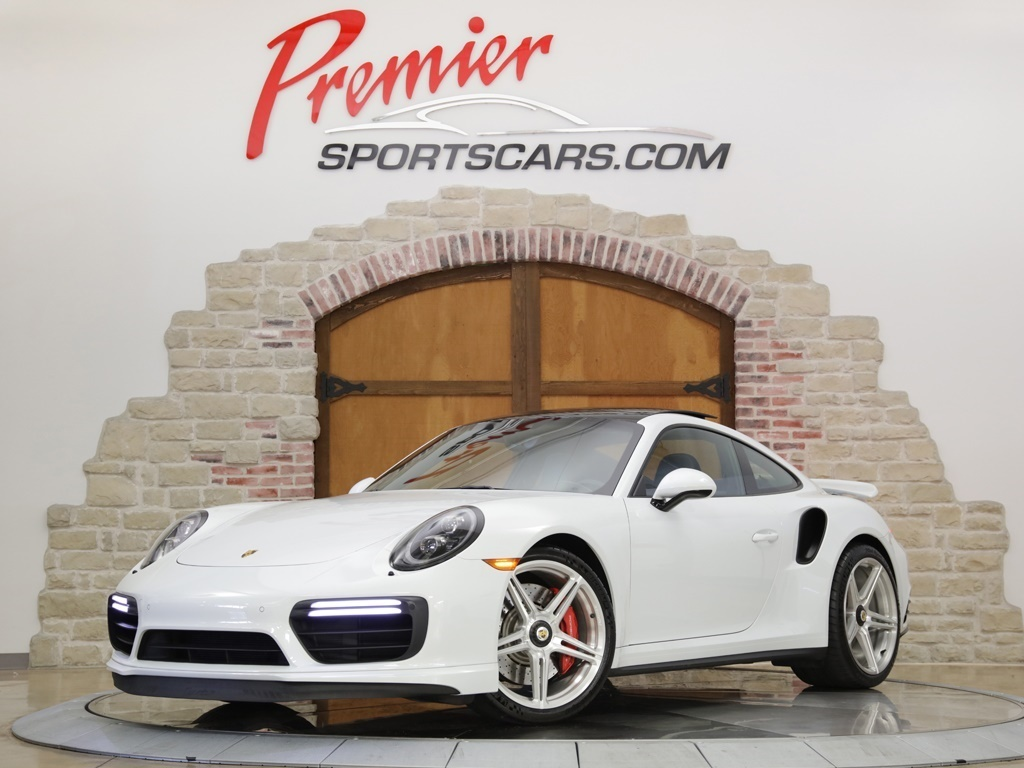 2017 Porsche 911 Turbo - Photo 1 - Springfield, MO 65802