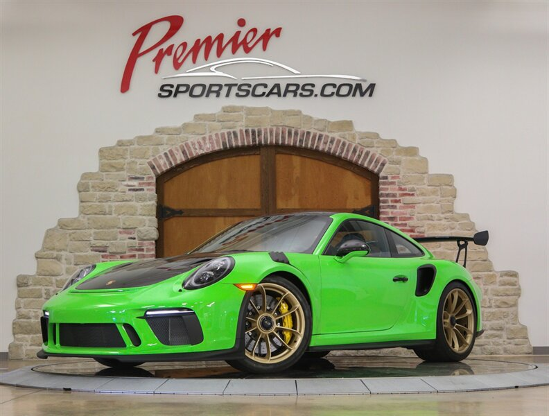 2019 Porsche 911 GT3 RS photo