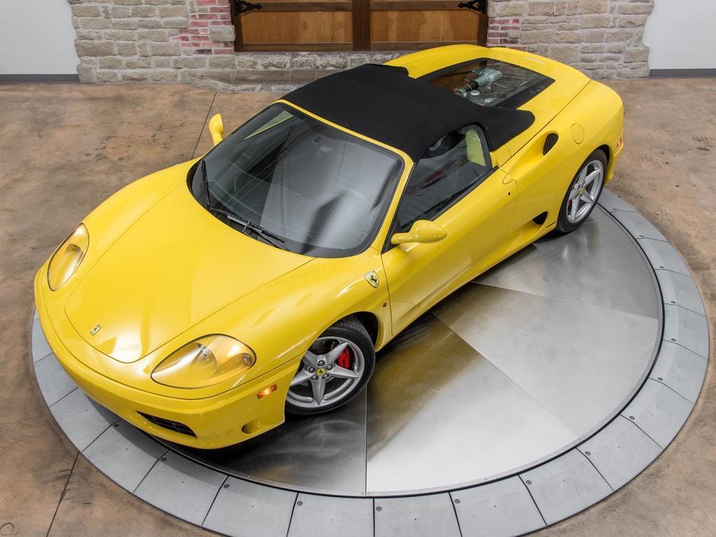 2001 Ferrari 360 Spider - Photo 36 - Springfield, MO 65802